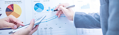 事業の中核を担う重責 財務グループの実像